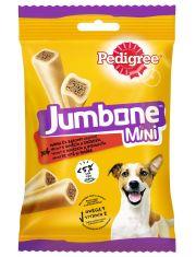 Лакомство Pedigree Jumbone Mini с говядиной и курицей для взрослых собак мелких пород
