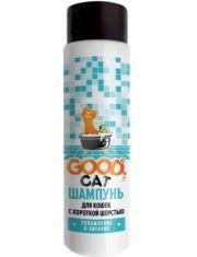 Шампунь для кошек с короткой шерстью