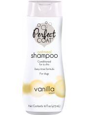 Овсяный шампунь, успокаивающий кожу с ароматом ванили Oatmeal Shampoo
