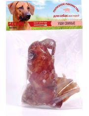 Уши свиные лакомство для собак