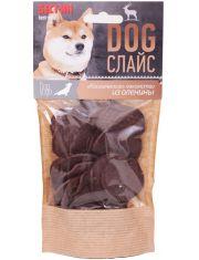 DOG слайс (чипсы из оленины)