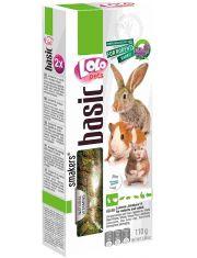 Smakers для грызунов и кроликов с люцерной