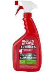 Уничтожитель пятен и запахов с усиленной формулой для собак Лимон