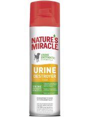 Уничтожитель пятен и запахов от мочи собак, аэрозоль-пена