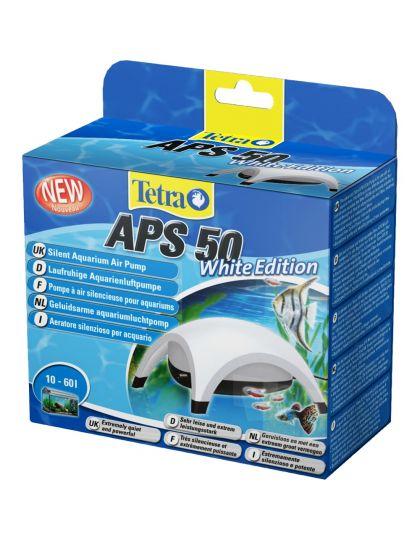 Аквариумные компрессоры Tetra APS белые