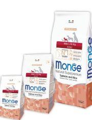 Mini Adult Salmone корм с лососем и рисом для взрослых собак мелких пород