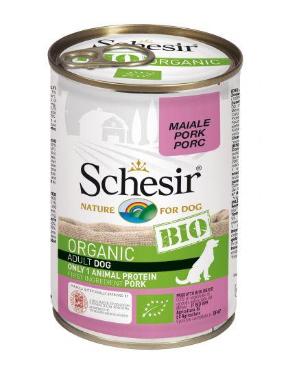 Bio консервы для собак, свинина