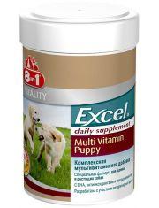 Мультивитаминный комплекс для щенков 8in1 Excel Multivitamin Puppy