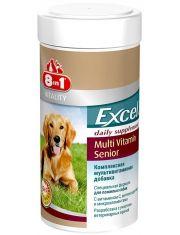 Мультивитаминный комплекс для пожилых собак 8in1 Excel Multivitamin Senior