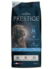 Adult LIGHT &/OR Sterilizet   gолнорационный корм супер-премиум класса для стерилизованных собак и /или для собак с лишним весом