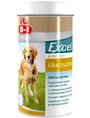 Хондропротектор для собак с Глюкозамином и витамином С 8in1 Excel Joint Care Glucosamine