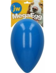 """""""Мега яйца"""" игрушка для собак, средняя, синяя"""