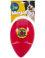 """""""Мега яйца"""" игрушка для собак, большая, красная"""