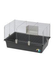 Клетка для кроликов и морских свинок Cavie 80 EL бюджет (без аксессуаров)