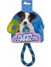 Игрушка для щенков - прорезыватель зубов JW PUPPY CONNECTS