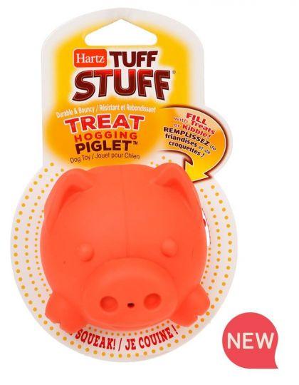Игрушка для собак - Поросенок для лакомства Tuff Stuff® Treat Hogging Piglet™