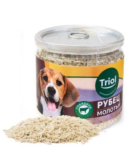 Аппетитная приправа из говяжьего рубца для собак