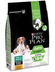 Starter для щенков мелких и средних пород, а также для беременных и кормящих собак