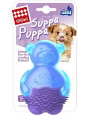 Мишка с пищалкой Suppa Puppa игрушка для щенков