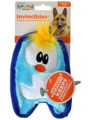 Игрушка для собак Invinc Mini Пингвин без наполнителя