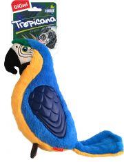 TROPICANA SERIES Попугай с пищалкой, большой