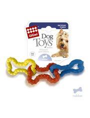 Косточки для собак резиновые 3 штуки
