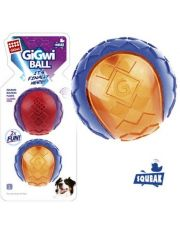 G-BALL Два мяча с пищалкой (большие) игрушка для собак