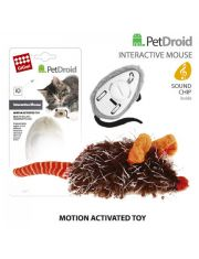 Интерактивная мышка со звуковым чипом для кошек