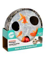 Трек  Hide&Seek воблер  игрушка 3 в 1