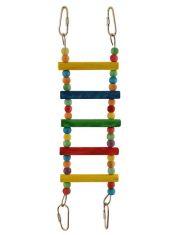Лестница-бусинки игрушка для птиц