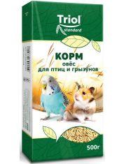 """Корм Тriol Standard для птиц и грызунов """"Овёс"""""""
