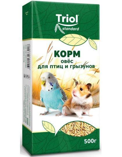 Корм Тriol Standard для птиц и грызунов Овёс