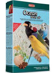 Ocean fresh air  гигиенический кварцевый наполнитель для птиц с измельченными ракушками