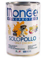 Monoprotein Solo B&S паштет из курицы