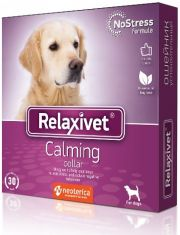 Relaxivet ошейник успокоительный для средних и крупных собак