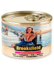 Adult Small Breed Dog с говядиной и коричневым рисом влажный корм для собак мелких пород