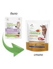 Natural Sensitive Adult With Duck сухой корм  для чувствительных и склонных к аллергии кошек с уткой