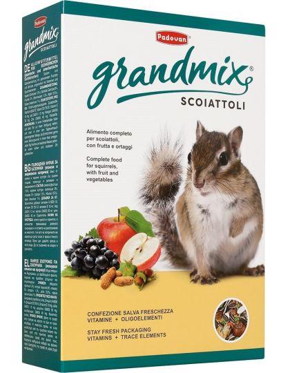 Grandmix Scoiattoli корм для белок и бурундуков