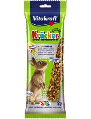 Крекеры для кроликов , мультивитамин