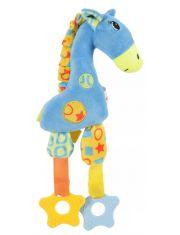 Жираф игрушка для собак, голубой