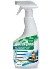 Спрей для мытья кошачьих туалетов