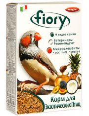 Корм для экзотических птиц Esotici