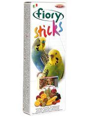 Палочки для попугаев Sticks с фруктами