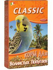 Корм для волнистых попугаев Classic