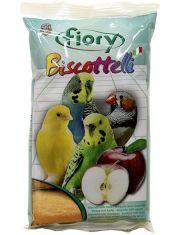 Бисквиты для птиц Biscottelli с яблоком