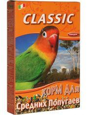 Корм для средних попугаев Classic
