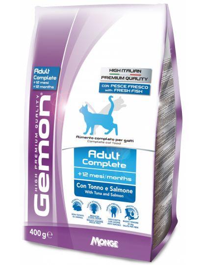 Adult Complete with Tuna and Salmon для взрослых кошек с тунцом и лососем
