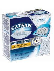 Active Fresh наполнитель комкующийся для кошачьего туалета