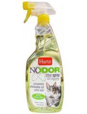 Средство уничтожающее запахи в кошачьих туалетах (с ароматизатором) Nodor Scented Cat Litter Spray