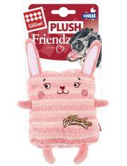 Кролик с пищалкой серия PLUSH FRIENDZ